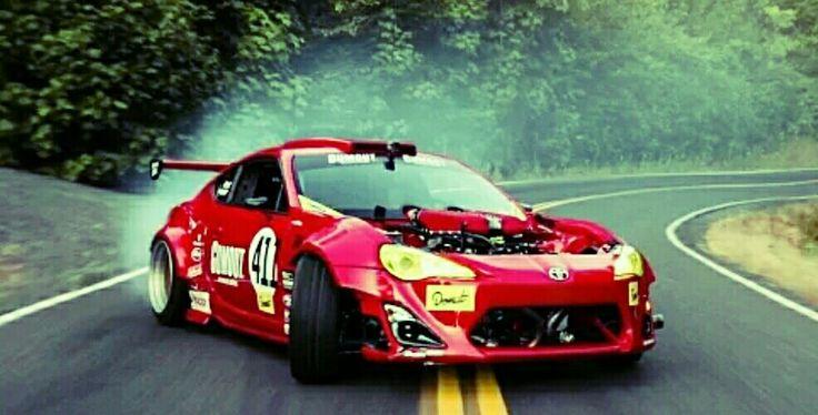 Toyota drift///