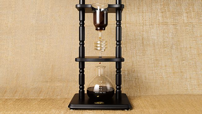 This Week's Must-Haves: a Cold Drip Coffee Maker That'll Make You Feel Like a Mad Scientist