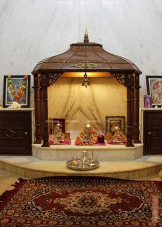Small Puja Room