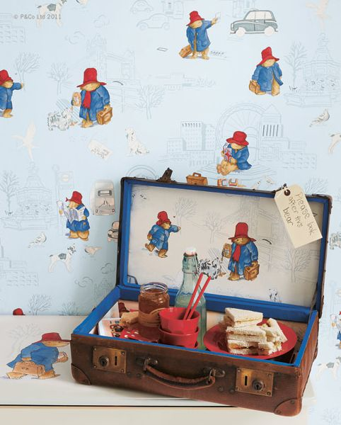 1000 Images About Paddington Birthday Party On Pinterest