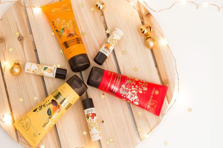 Yves Rocher collection bain Noel 2016   http://www.ladyjolie.com/fr/fin-dannee-gourmande-avec-yves-rocher/ #YvesRocher #Christmas #Noel #Beauty #Blogger