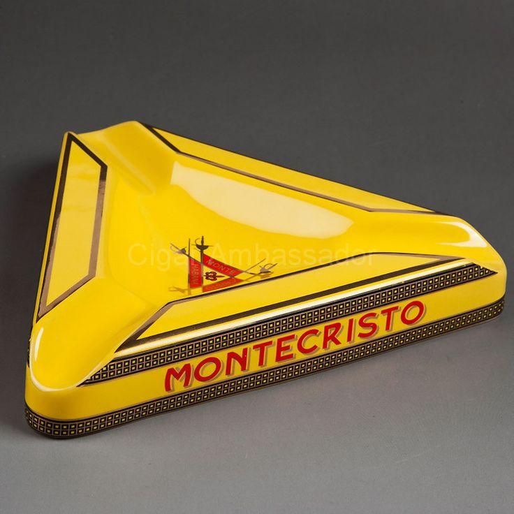 Montecristo Cigar Ashtray