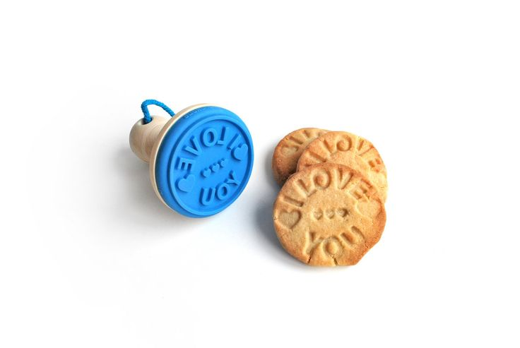 Image result for cookie stamp home made