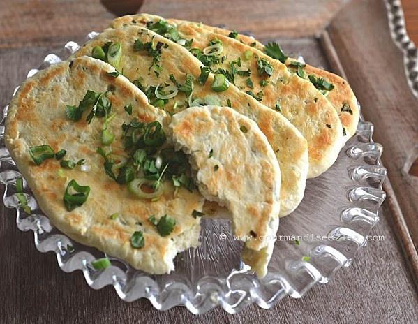 Une recette de pain indien qui a l'air délicieuse !