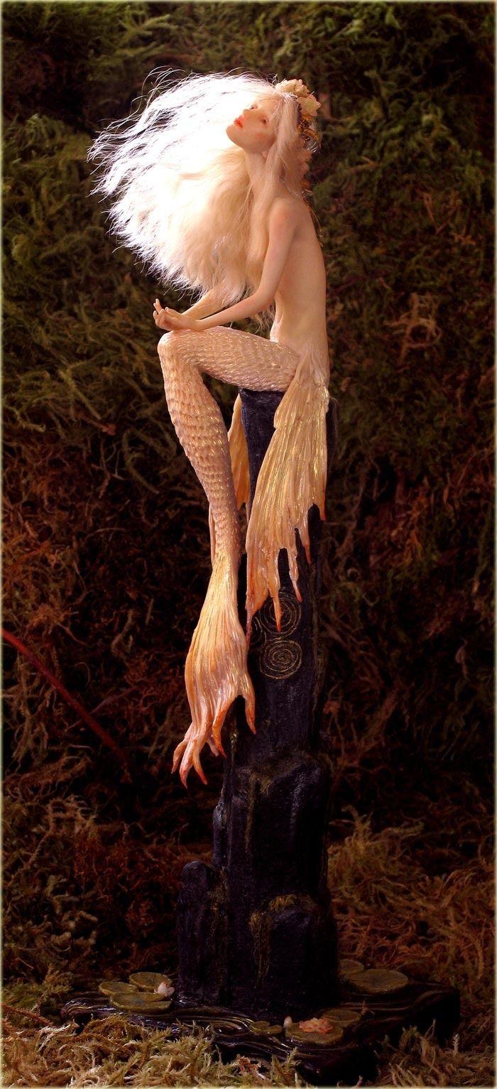 Rock Mermaid