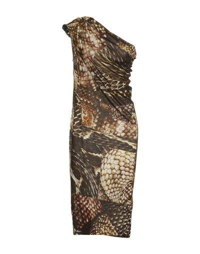 Платье Lanvin 34315120 большой длины средней длины 2013