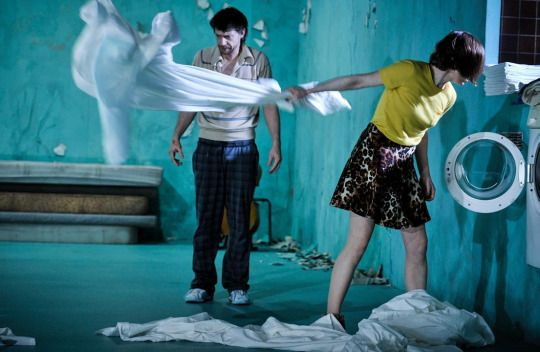 Rogue Piece, Deutsches Theater Berlin and Ro Theater Rotterdam Director: Alize Zandwijk