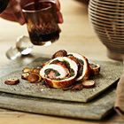 Kalkoen gevuld met groenten, ham en champignons - recept - okoko recepten