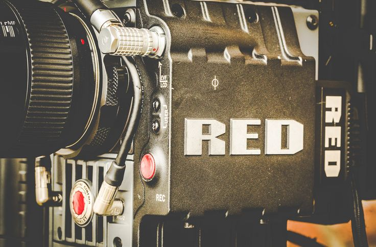 Equipment shooting - the RED SCARLET (c) www.kreativfilm.tv