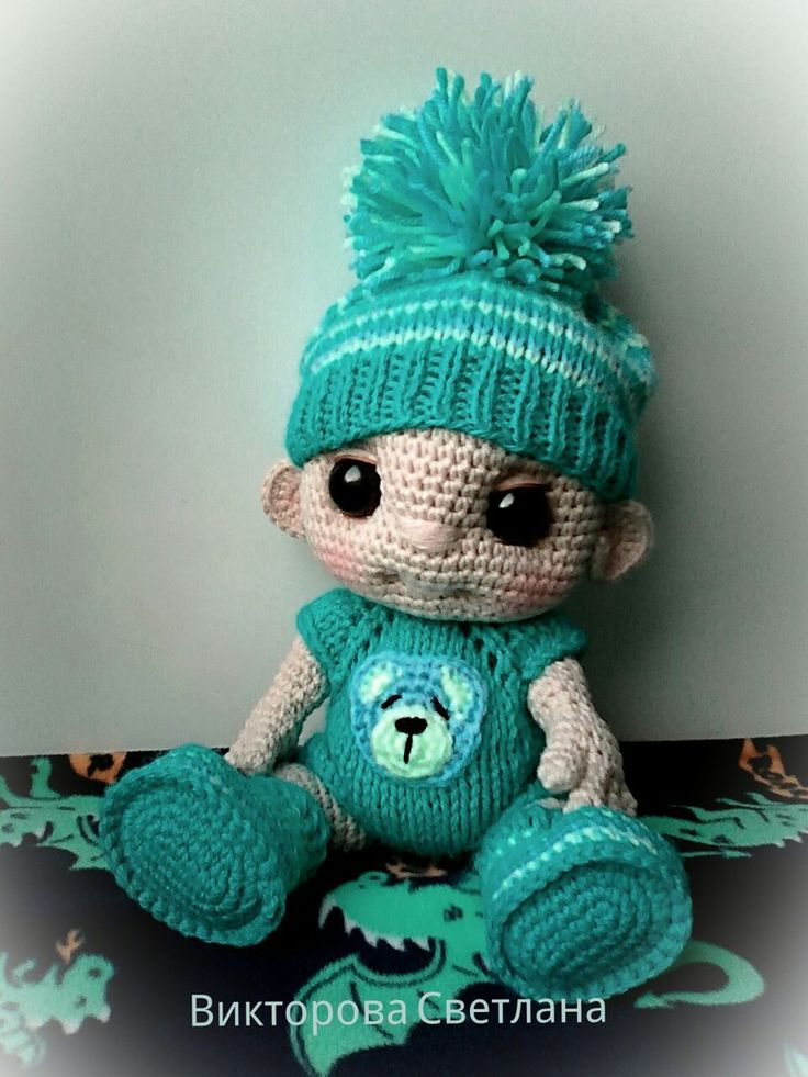 Understanding Amigurumi Patterns : 448 best images about Crocheted and Knit Dolls on ...