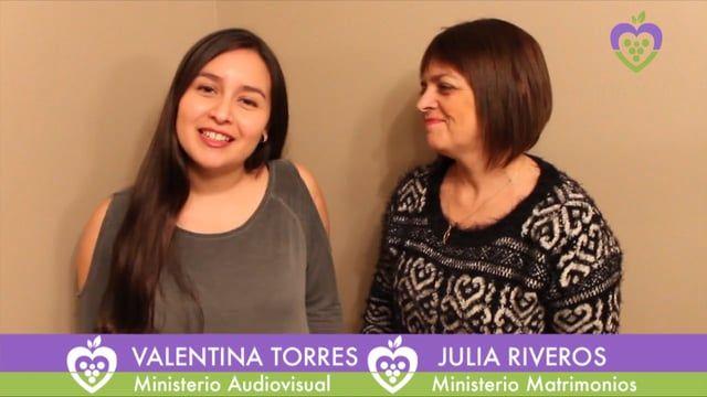 Te invitamos a enterarte de todo lo que pasa en nuestra iglesia y familia.  Integrate - Participa - Crece  By Valentina Torres y Julia Riveros | Familia Viña Maipú.  vinamaipu.cl