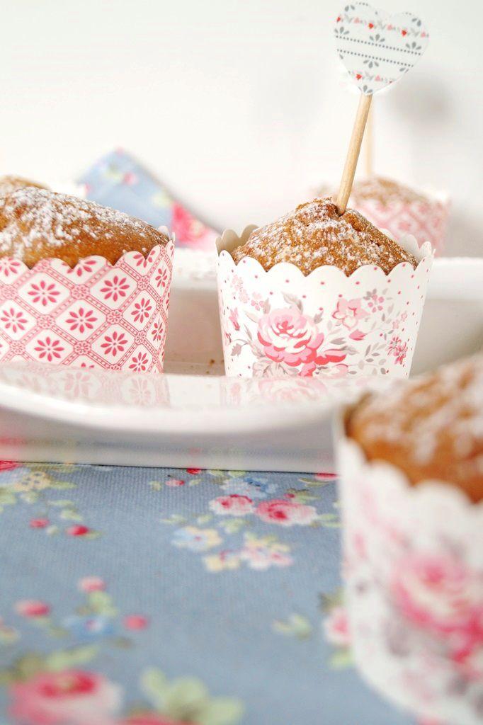Erdbeer-Dinkel-Muffins