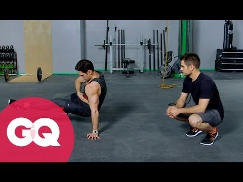 BOOT CAMP: Abdominal Workout with Noah Neiman - GQ's Fighting Weight