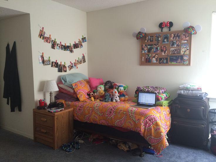 Disney College Program Housing Rooms
