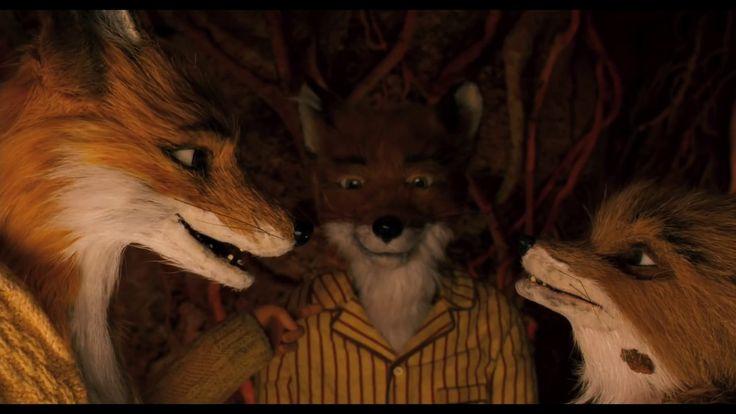 Fantastic Mr Fox (2009) Trailer HD https://www.youtube.com/watch?v=k1YrDmfpaMw #timBeta