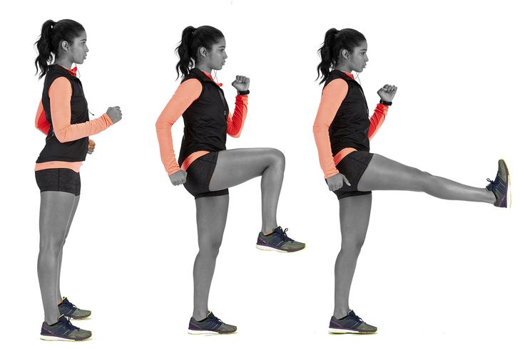 If your warmup typically consists of jogging—or worse, nothing—here's reason to step it up.