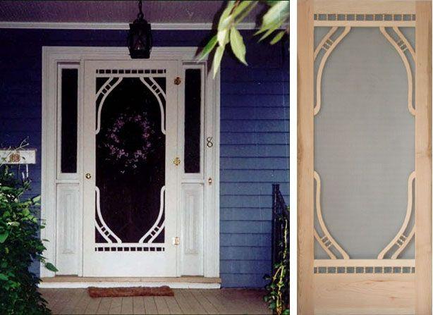 17 best images about Doors on Pinterest   Screen door latch ...