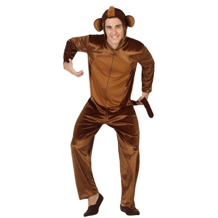 Déguisement Singe Chimpanzé #déguisementsadultes #costumespouradultes #nouveauté2015