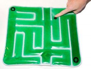 Gel Maze   Sensory stimulation for Alzheimer's disease