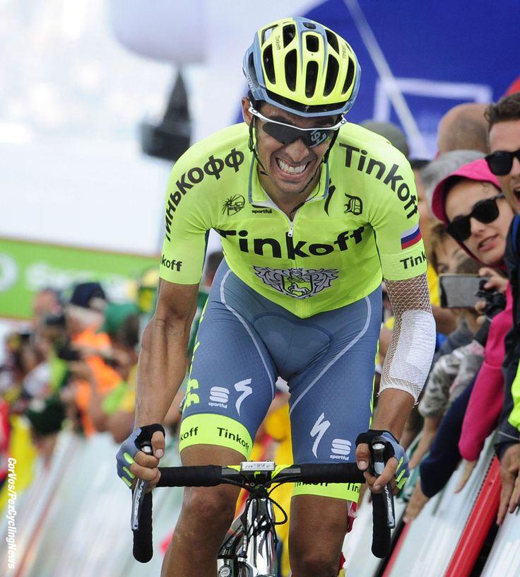 Alberto Contador Stage 11 Vuelta a Espana 2016