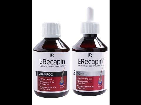 LR L-Recapin Saç Dökülmesinin Önüne Geçin - YouTube