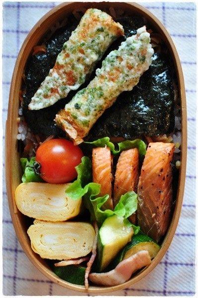 のり弁当(わっぱ)とダウン好きならん丸さん | マーマレードキッチン♪