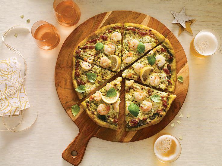 De la pizza, oui, mais avec un petit quelque chose de spécial! En prime, nos suggestions de films des Fêtes.