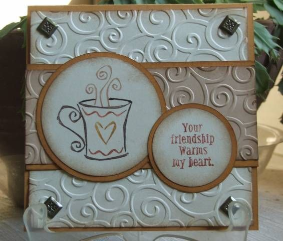 Warm Friends by alanasnana - Cards and Paper Crafts at Splitcoaststampers