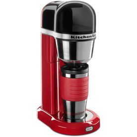 KitchenAid Empire Red 4-Cup Coffee Maker