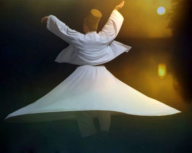 ✿ ❤ R U M Î Quotes... The Dance Goes On,  and in the joy of the sun is hiding a God who teaches us to Whirl.  ~Rumi
