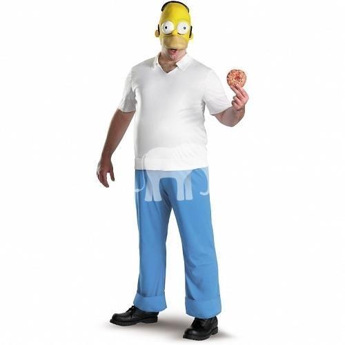 Симпсоны костюмы