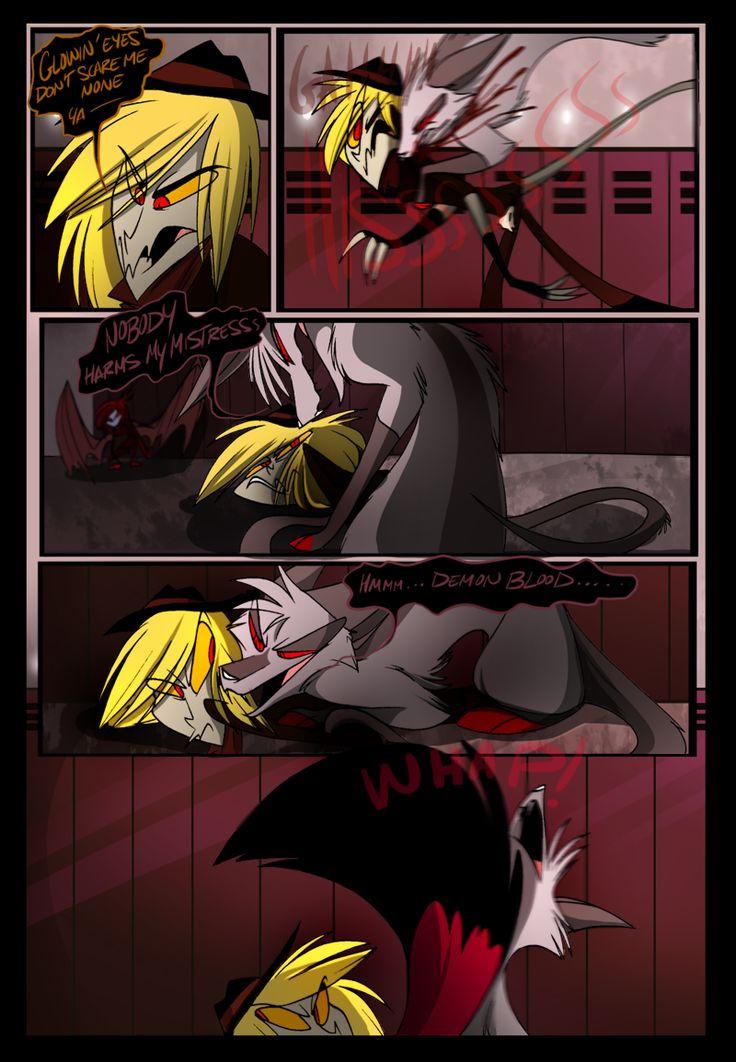 Page 142 | Zoophobia Comic