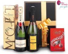 Cestas de Navidad, vinos, jamones y licores