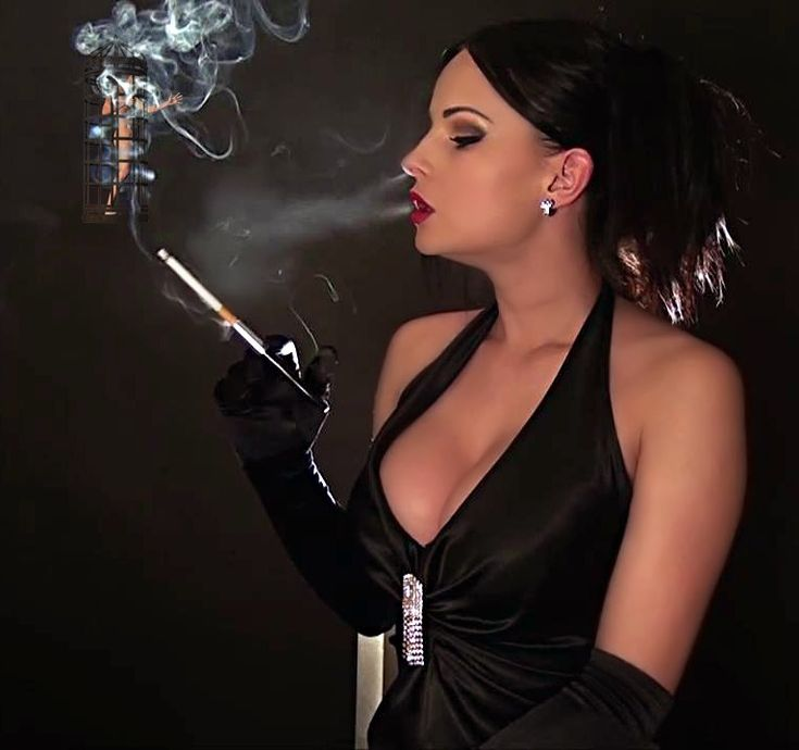 Sexy smoking fetish stories