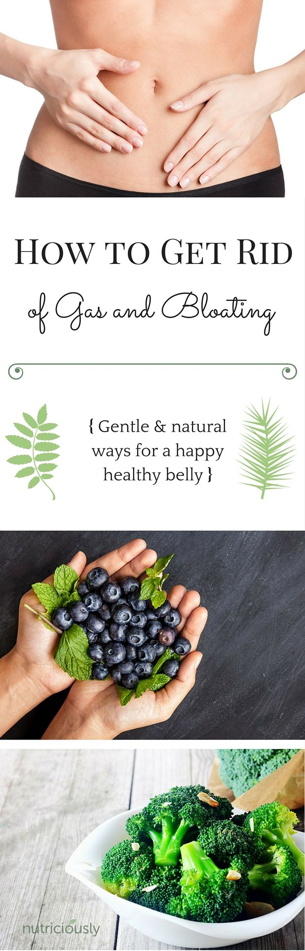 One of the most common digestive issues of today's world is definitely bloating. It's so uncomfortable and embarrassing that many of us decide to start eating healthier foods in order to avoid this occurrence. But what if this doesn't help? How can you get rid of gas and bloating fast? We collected 13 Reasons you're bloated and 8 Holistic Solutions.