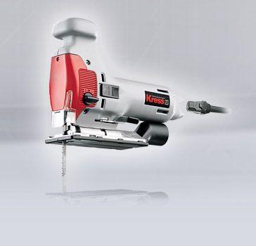 Kress Elektrowerkzeuge: 650 SPS : Elektrowerkzeuge. ...Eindeutig das bedienerfreundlichste Modell am Deutschen, wenn nicht Welt-Markt. Leider bekommt man Werkzeuge von Kress nur noch sehr selten im Baumarkt. Sehr beklagenswert!! [ M.T. ]