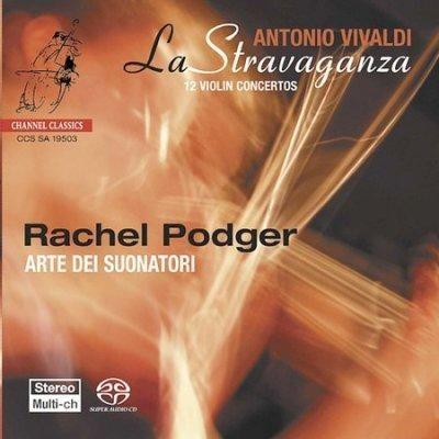 Rachel Podger - Vivaldi:La Stravaganza