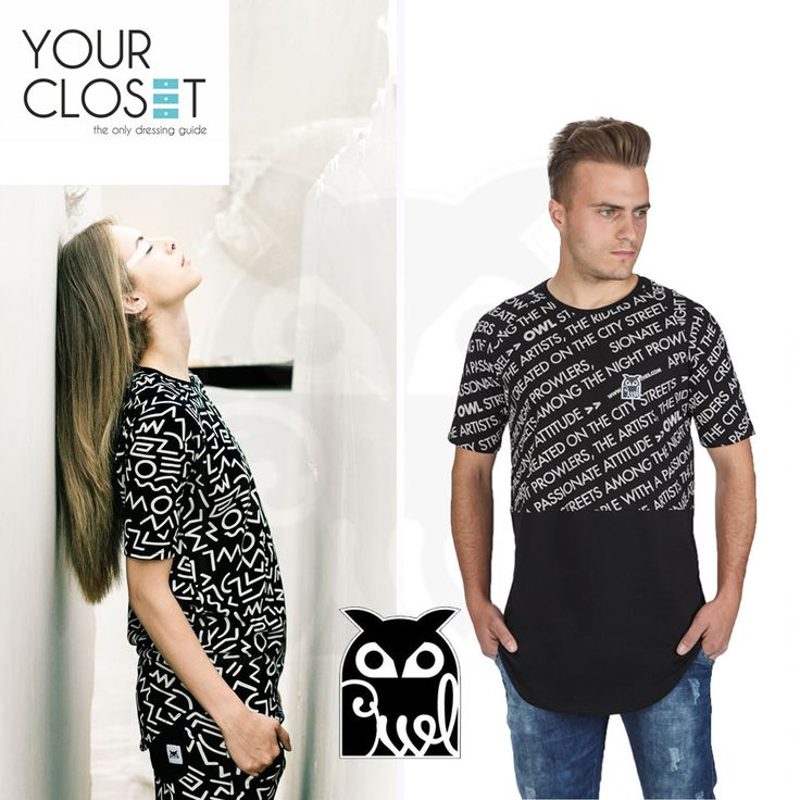 Get the standard T-shirts by #Owl Clothes! www.yourcloset.gr 🛍️ The only dressing guide #owl #clothes #tshirts #fashionblogger #fashionista #fashionstyle #fashionaddict #fashionlover #fashion #style #fashionblog #lookoftheday #new #newcollection #menswear #men