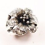 GAVAN RILEY - sterling silver Day Lilies Ring
