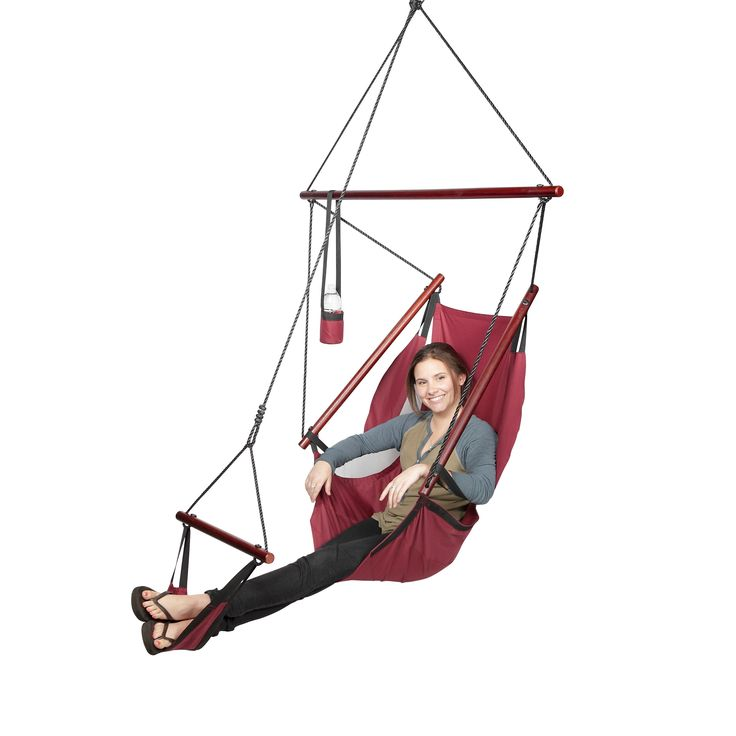 Blue Sky Outdoor Hammocks Air Chair with Free Hammock Straps