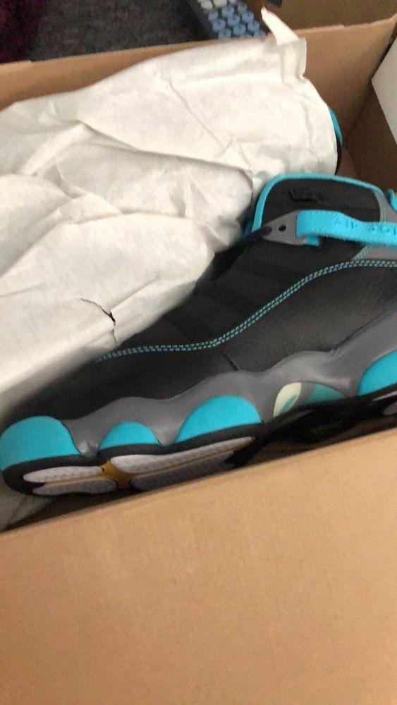 b5a0bab5e78d Men s Air Jordan 6 Rings Basketball Shoes 96-97-98 Black  322992-080   fashion  clothing  shoes  accessories  mensshoes  athleticshoes (ebay link)
