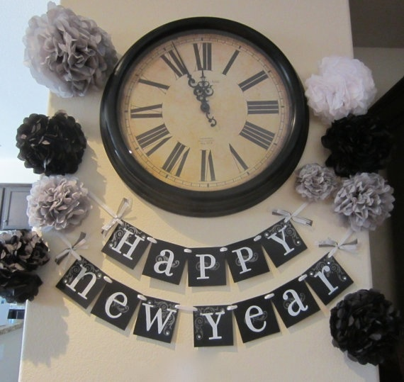 New years decor