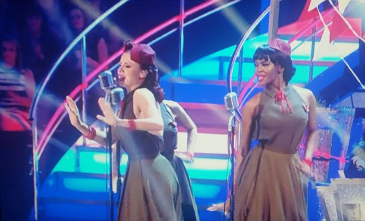 STRICTLY COME DANCING WEEK 8   LOVED THE 1940'S THEME PRO GROUP DANCE On a sad note Carol and Pasha Were voted off in week 7 . Here is their strictly journey. Here is the Leaderboard in week 7 WEEK 8 SONGS AND DANCES Anita and G...