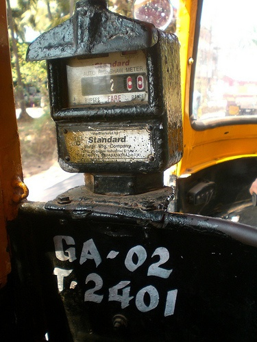 Taxis to have fare meters by March 2013- TOI