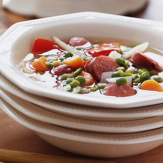 Winter White Vegetable Soup from the Better Homes and Gardens Must ...