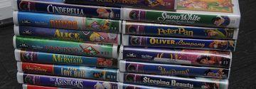 Heb jij nog oude Disney video's? Misschien heb jij wel ongemerkt een fortuin op zolder liggen!