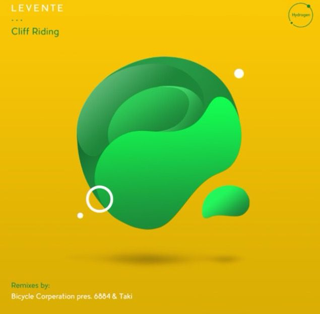 Out today on @hydrogen our  @bicyclecorporation present @6884.stefano remix for @levente http://www.beatport.com/track/cliff-riding-bicycle-corporation-pres-6884-remix/8597256