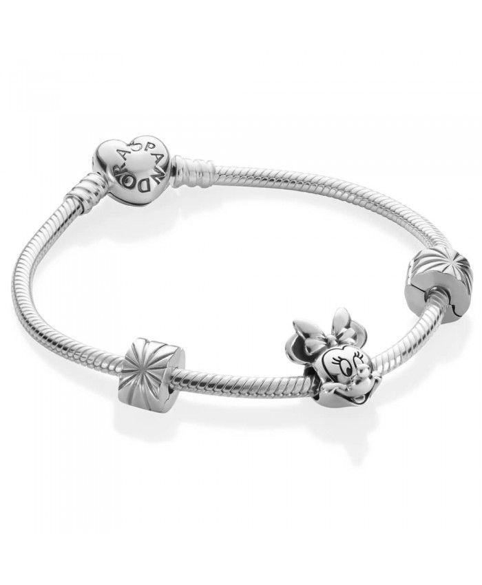 Pandora Disney Minnie Mouse Portrait Bracelet   Disney bracelet ...