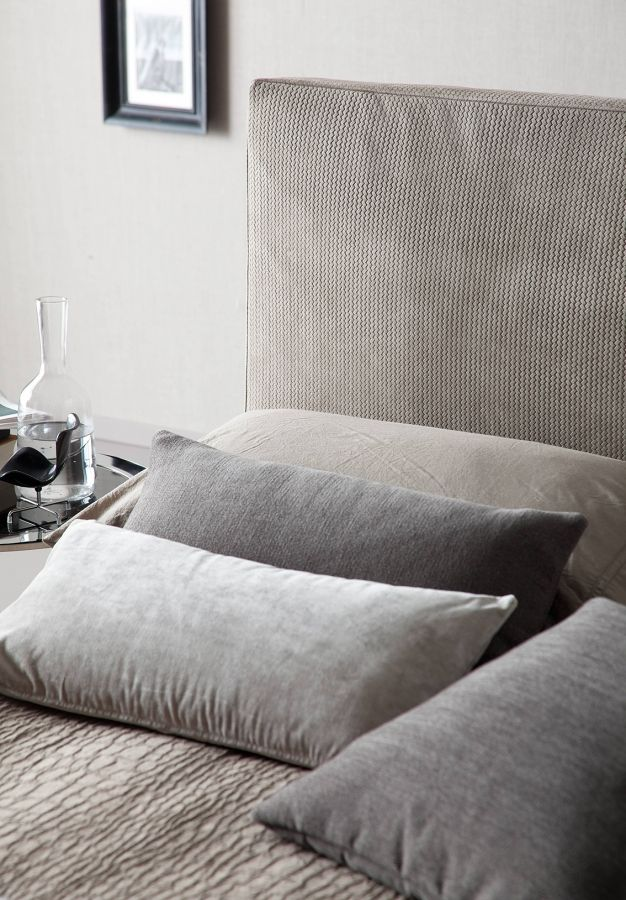 Die besten 25+ Polsterbett Ideen auf Pinterest Graue bettwäsche - kingsize bett im schlafzimmer vergleich zum doppelbett