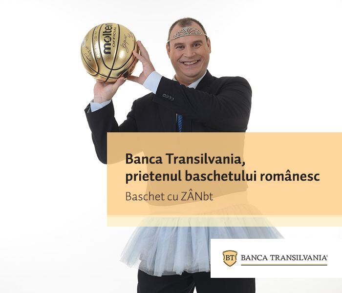 Banca Transilvania + baschet = love. BT devine principalul partener al Federatiei Romane de Bashet #investesteromaneste #suporter #baschet